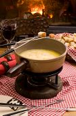 romantic cheese fondue