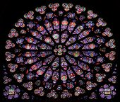 picture of stained glass  - Stained - JPG