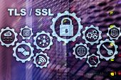 Transport Layer Security. Secure Socket Layer. Tls Ssl. Ryptographic Protocols Provide Secured Commu poster