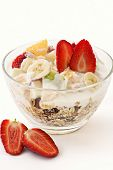 foto of cobnuts  - Fruit Muesli - JPG