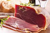 pic of flesh air  - Prosciutto - JPG