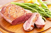 picture of barbary duck  - Roasted duck breast - JPG