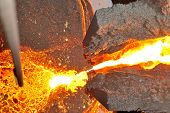 pic of blast-furnace  - red - JPG