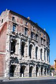 Rome, Theater Of Marcellus