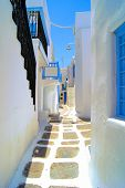 Picturesque Mykonos