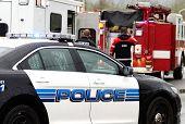 image of ambulance car  - Roseburg OR  - JPG