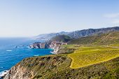 picture of bixby  - bixby bridge  - JPG