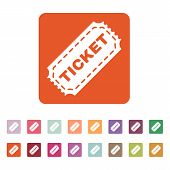 picture of front-entry  - The ticket icon - JPG