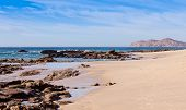 pic of cortez  - Rocky Coastline of Cabo San Lucas Mexico - JPG