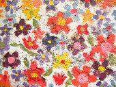 picture of babylon  - Flower City walls stone - JPG