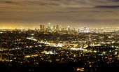 picture of square mile  - From Griffith Observatory - JPG