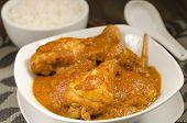 foto of ayam  - Chicken Kapitan  - JPG