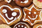 Tasty Gingerbread Cookies
