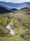 stock photo of armenia  - Dilijan National Park in Armenia in early spring - JPG