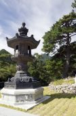 picture of seoraksan  - Small Pagoda at Seoraksan National ParkSouth Korea - JPG