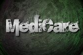 pic of medicare  - Medicare Concept text medical - JPG