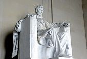 pic of slavery  - The Lincoln Memorial in Washington DC - JPG