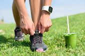 image of smoothies  - Running shoes - JPG