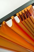 stock photo of pergola  - Close up of a canvas sunblind on an aluminum pergola - JPG