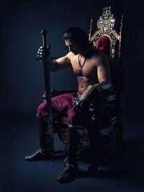 pic of sword  - Half - JPG