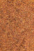 stock photo of tobaco leaf  - Cut Pipe Tobacco Texture Background Macro Closeup - JPG