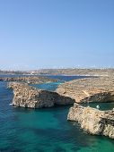 Bluelagoon At Comino Island