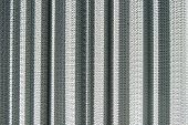 Industrial Concept. Iron Producing. Sharp Metallic Texture. Silver Foil Background. Metal Surface La poster