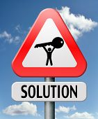 search solution by solving problem and finding answers on questions