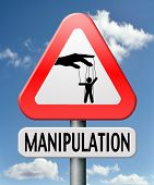 manipulation puppet on a string marionette manipulated by bossy manipulator obey orders slave slaver