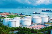 oil and fuel tanks in hong kong