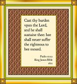 pic of bible verses  - Text from the original  - JPG