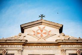picture of saracen  - Chiesa di Santo Stefano dei Cavalieri in Pisa Italy - JPG