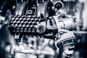 pic of muscle-car  - Car Engine - JPG