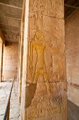 foto of mortuary  - The Mortuary Temple of Queen Hatshepsut Egypt - JPG