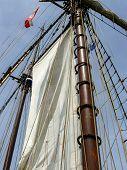 pic of mast  - Close - JPG