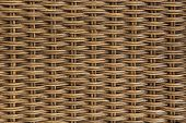 picture of tan lines  - close up chair rattan texture background  - JPG
