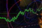 image of stock market crash  - Market Analyze  high quality studio photo shoot - JPG