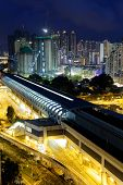 pic of high-speed train  - Long Ping - JPG
