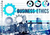 pic of honesty  - Business Ethnics Awareness Honesty Legal Concept - JPG