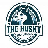 husky poster