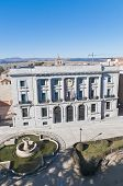 Episcopal Palace At Avila, Spain
