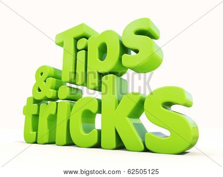 Tips and tricks icon on