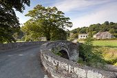 pic of west village  - Nevern is a small village in Pembrokeshire West Wales - JPG