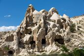 image of goreme  - Open Air Museum in Goreme  - JPG