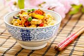 stock photo of chow  - Chow mein  - JPG