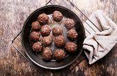 image of meatballs  - Cooking - JPG