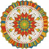 image of indian  - Mandala - JPG