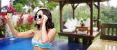 picture of woman bikini  - people - JPG