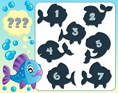 picture of riddles  - Fish riddle theme image 5  - JPG