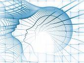 picture of human soul  - Geometry of Soul series - JPG
